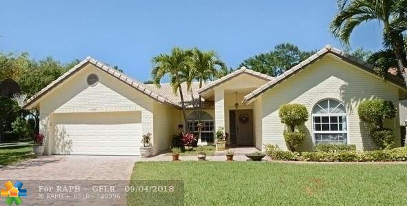 11899 NW 2nd Mnr, Coral Springs, FL 33071 (MLS #F10120575) :: Green Realty Properties