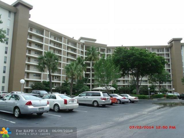 3010 N Course Dr #710, Pompano Beach, FL 33069 (MLS #F10122049) :: Green Realty Properties