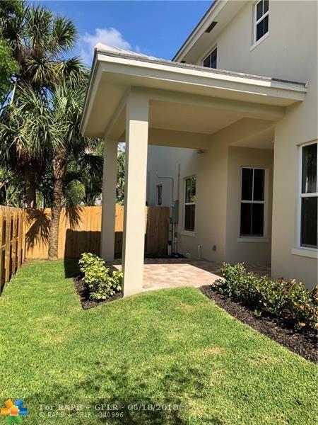 1031 NE 13 Ave #1, Fort Lauderdale, FL 33304 (MLS #F10124569) :: Green Realty Properties