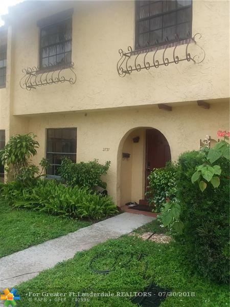 2731 NW 47th Ln #3002, Lauderdale Lakes, FL 33313 (MLS #F10126998) :: Green Realty Properties
