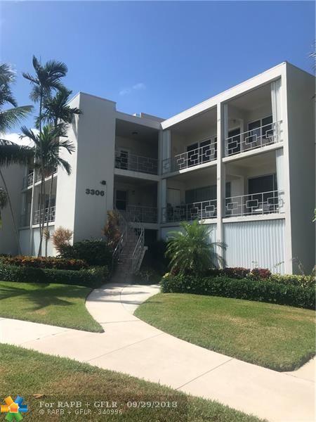 3306 SE 11th St 10C, Pompano Beach, FL 33062 (MLS #F10139824) :: Green Realty Properties