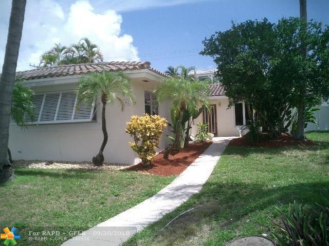 4542 Sea Grape Dr, Lauderdale By The Sea, FL 33308 (MLS #F10140395) :: Green Realty Properties