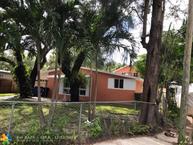 1601 SW 20th Ave, Fort Lauderdale, FL 33312 (MLS #F10148466) :: Green Realty Properties