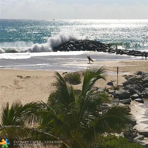 2200 S Ocean Lane #210, Fort Lauderdale, FL 33316 (MLS #F10151930) :: Laurie Finkelstein Reader Team
