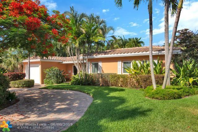 4110 NE 15th Ave, Oakland Park, FL 33334 (MLS #F10161000) :: Green Realty Properties