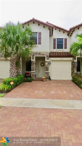 3954 Devenshire Ct #3954, Coconut Creek, FL 33073 (MLS #F10166629) :: Berkshire Hathaway HomeServices EWM Realty