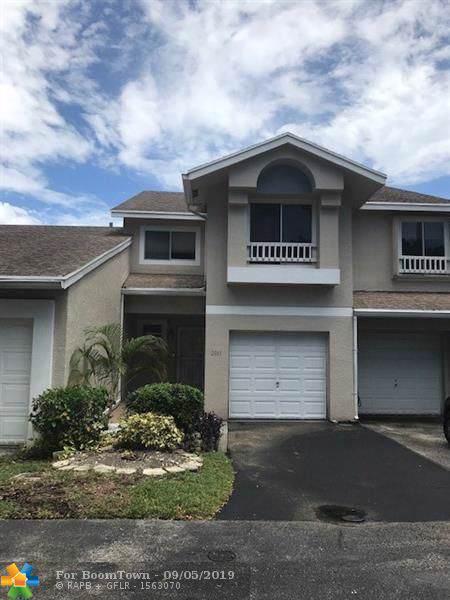 2011 E Discovery Cir #298, Deerfield Beach, FL 33442 (#F10186947) :: Weichert, Realtors® - True Quality Service