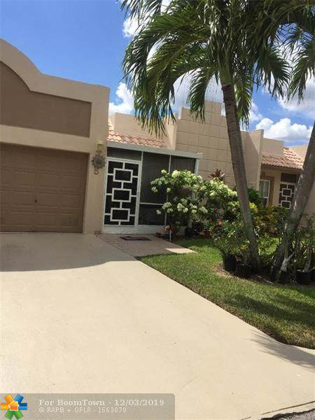19000 Stewart Cir #5, Boca Raton, FL 33496 (MLS #F10191684) :: RICK BANNON, P.A. with RE/MAX CONSULTANTS REALTY I