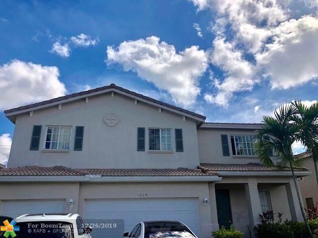 1238 NW 204th St, Miami Gardens, FL 33169 (MLS #F10193511) :: Berkshire Hathaway HomeServices EWM Realty