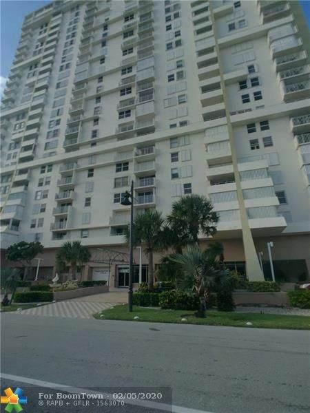 111 Briny Av #707, Pompano Beach, FL 33062 (MLS #F10198642) :: Castelli Real Estate Services
