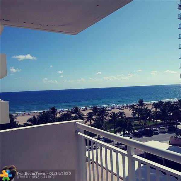 133 N Pompano Beach Blvd #605, Pompano Beach, FL 33062 (MLS #F10204684) :: The O'Flaherty Team