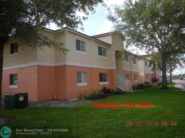 3640 N 56th Ave #422, Hollywood, FL 33021 (MLS #F10214114) :: Berkshire Hathaway HomeServices EWM Realty