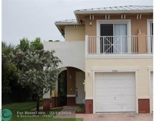 7420 Willow Grove Pl #7420, Davie, FL 33314 (MLS #F10214875) :: Berkshire Hathaway HomeServices EWM Realty