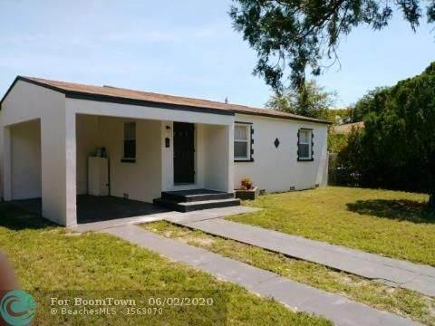 235 Silver Beach Rd, Lake Park, FL 33403 (#F10220097) :: Posh Properties