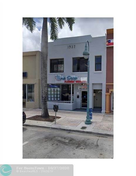 1820 Harrison St, Hollywood, FL 33020 (#F10234458) :: Posh Properties