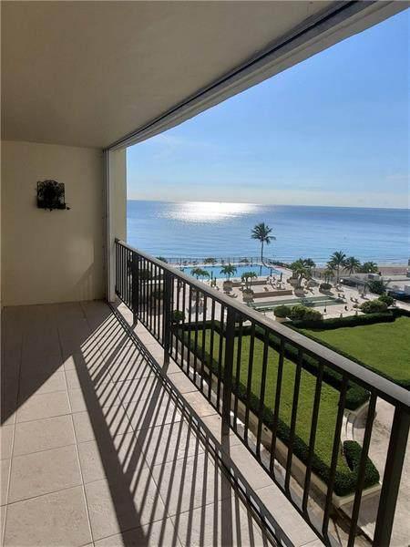 4280 Galt Ocean Drive 6H, Fort Lauderdale, FL 33308 (#F10252994) :: The Rizzuto Woodman Team