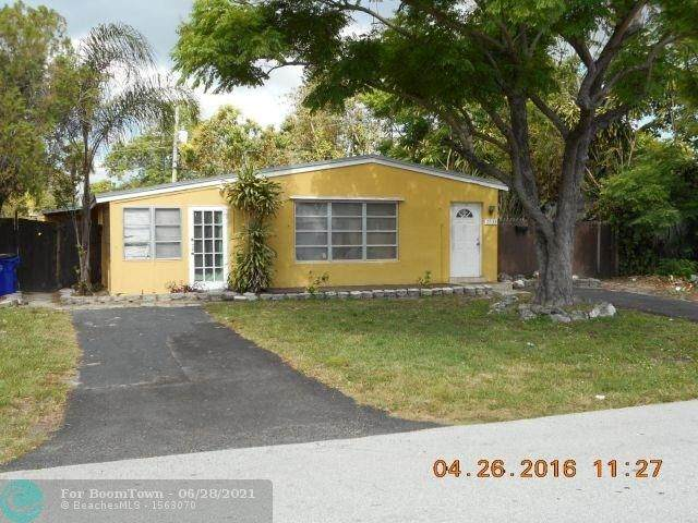 2533 NW 60th Ave, Margate, FL 33063 (MLS #F10262702) :: The Howland Group
