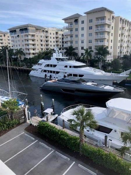 1600 SE 15th St #400, Fort Lauderdale, FL 33316 (MLS #F10262838) :: Green Realty Properties