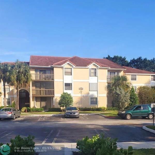 5761 Riverside Dr #303, Coral Springs, FL 33067 (MLS #F10264341) :: Green Realty Properties