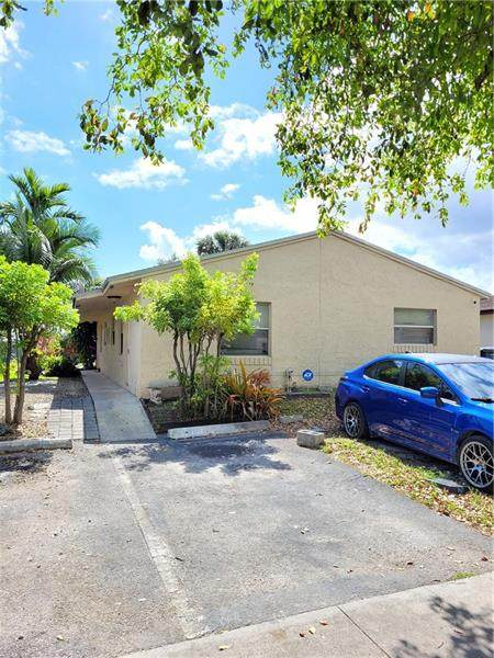 1021 N 61st Ave, Hollywood, FL 33024 (MLS #F10265174) :: GK Realty Group LLC