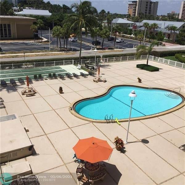 201 N Ocean Blvd #503, Pompano Beach, FL 33062 (#F10274710) :: The Rizzuto Woodman Team