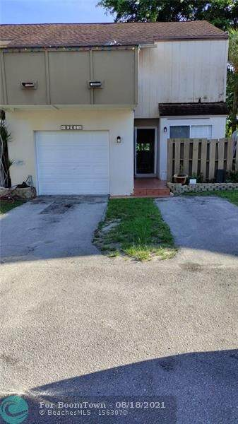 8201 NW 9th Ct #3, Plantation, FL 33324 (MLS #F10282915) :: Castelli Real Estate Services