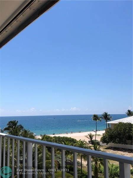111 Briny Ave #502, Pompano Beach, FL 33062 (#F10287218) :: Heather Towe | Keller Williams Jupiter