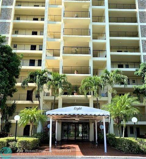 3050 N Palm Aire Dr #610, Pompano Beach, FL 33069 (#F10290773) :: Heather Towe | Keller Williams Jupiter