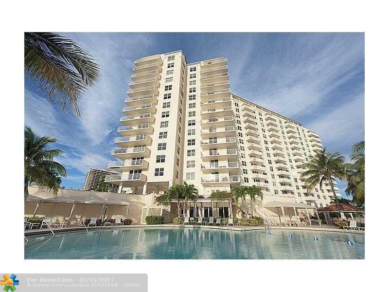 1 Las Olas Cir #106, Fort Lauderdale, FL 33316 (MLS #F10034913) :: United Realty Group