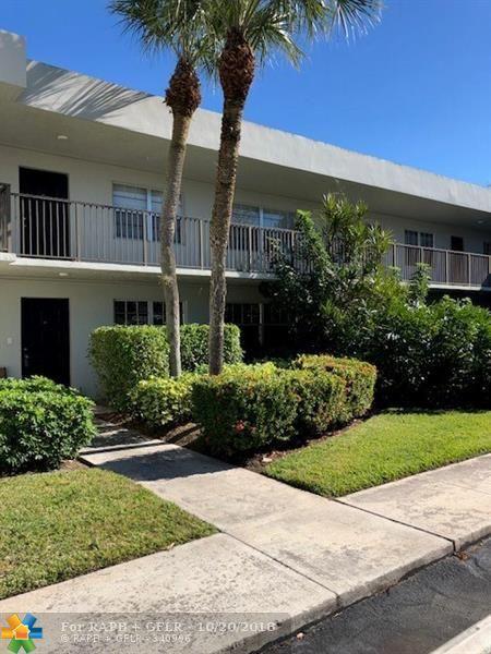 800 E Cypress Ln #203, Pompano Beach, FL 33069 (MLS #F10101065) :: Green Realty Properties