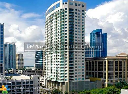 350 SE 2nd St #2820, Fort Lauderdale, FL 33301 (MLS #F10110133) :: Green Realty Properties