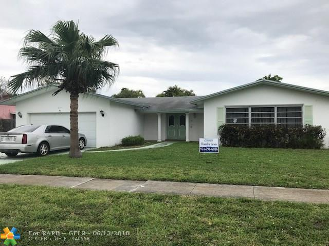 6731 Royal Palm Blvd, Margate, FL 33063 (MLS #F10113414) :: Green Realty Properties