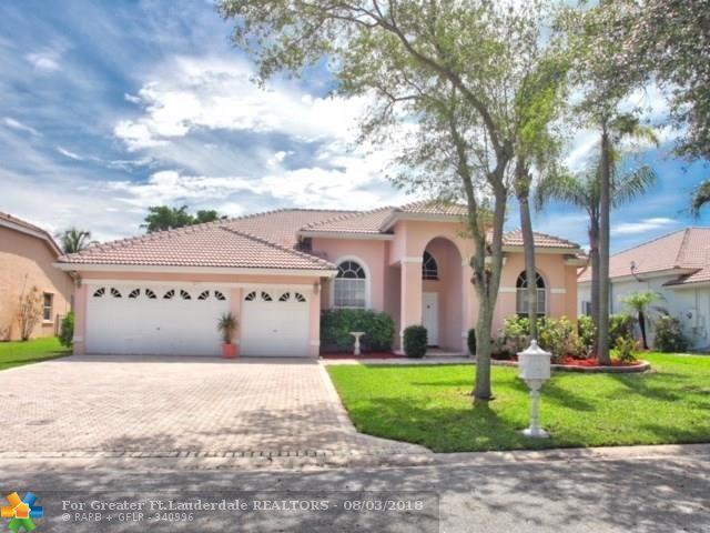 1377 NW 102nd Way, Coral Springs, FL 33071 (MLS #F10127406) :: Green Realty Properties