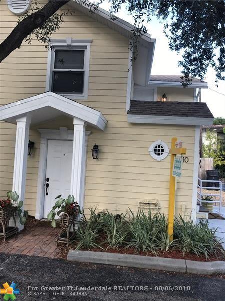 10 NE 11th Ave, Fort Lauderdale, FL 33301 (MLS #F10134960) :: Green Realty Properties