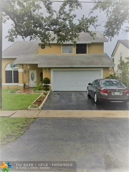 3053 NW 120th Way, Sunrise, FL 33323 (MLS #F10136145) :: Green Realty Properties