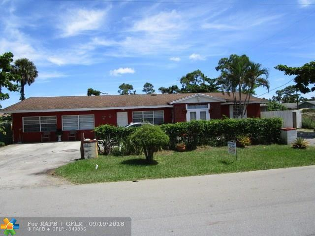 410 Avocado Ave, West Palm Beach, FL 33413 (MLS #F10136338) :: Green Realty Properties