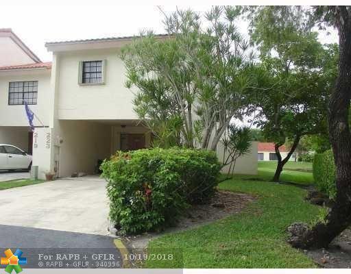 223 NW 45th Ave #223, Deerfield Beach, FL 33442 (MLS #F10145372) :: Green Realty Properties