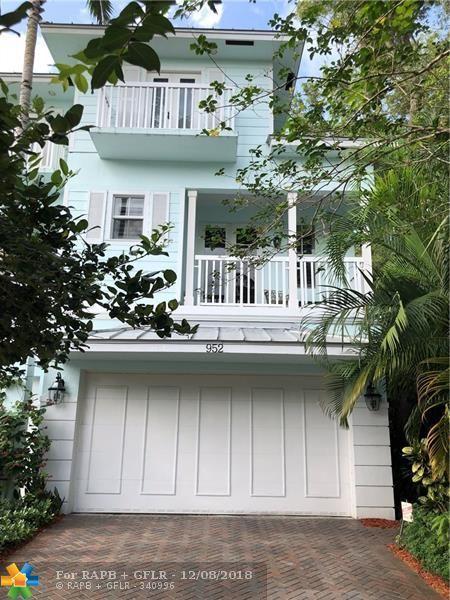 952 SW 7th St, Fort Lauderdale, FL 33315 (MLS #F10152539) :: Green Realty Properties