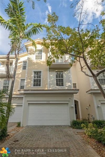 2726 W Old Florida Trl #2726, Wilton Manors, FL 33334 (MLS #F10152798) :: Green Realty Properties
