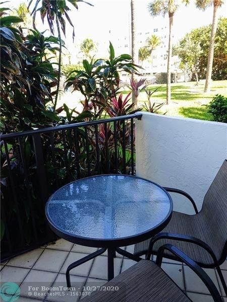 1201 S Ocean Dr 409N, Hollywood, FL 33019 (#F10213073) :: Posh Properties