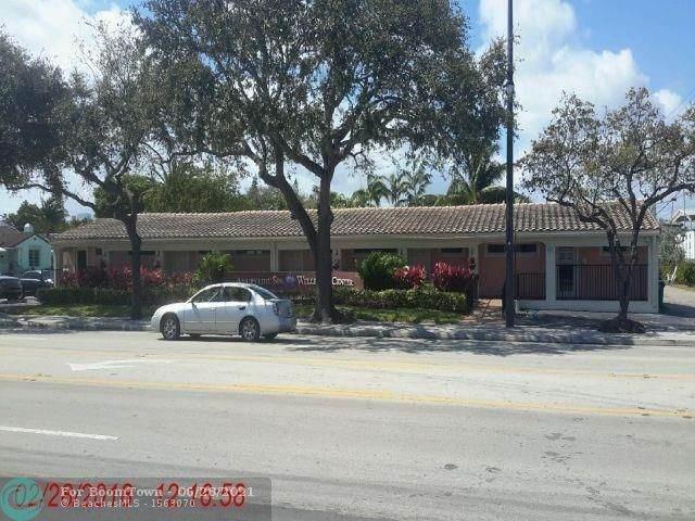 500 N Federal Hwy, Hollywood, FL 33020 (MLS #F10235010) :: The MPH Team