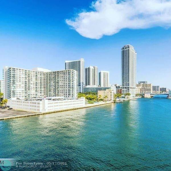 200 Leslie Dr #821, Hallandale Beach, FL 33009 (#F10281494) :: Signature International Real Estate