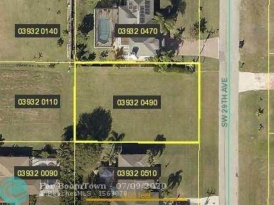 404 SW 29 Ave, Other City - In The State Of Florida, FL 33991 (MLS #H10560302) :: Berkshire Hathaway HomeServices EWM Realty