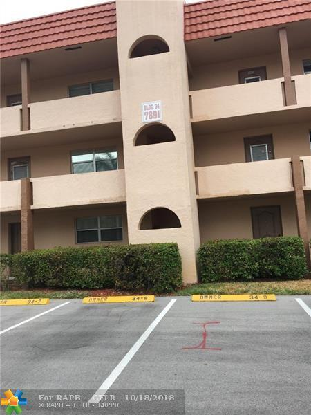 7891 Sunrise Lakes Dr #106, Sunrise, FL 33322 (MLS #F10003765) :: Green Realty Properties