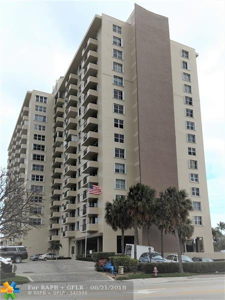 2000 S Ocean Blvd 3P, Lauderdale By The Sea, FL 33062 (MLS #F10102507) :: Green Realty Properties