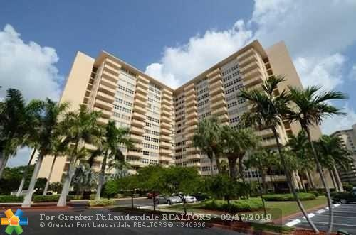 3333 NE 34th St #1204, Fort Lauderdale, FL 33308 (MLS #F10105573) :: Green Realty Properties