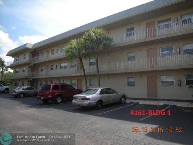 4161 NW 26th St #113, Lauderhill, FL 33313 (MLS #F10222151) :: Green Realty Properties