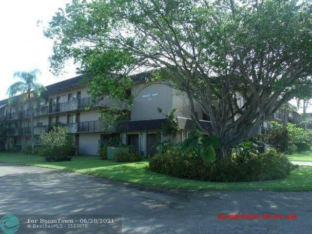 5495 NW 10th Ct #202, Plantation, FL 33313 (#F10251301) :: Treasure Property Group