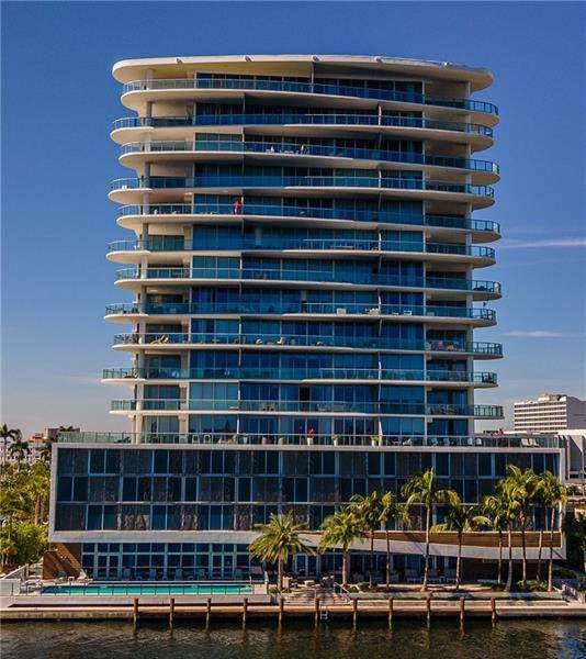 920 Intracoastal Dr #801, Fort Lauderdale, FL 33304 (MLS #F10255232) :: Green Realty Properties