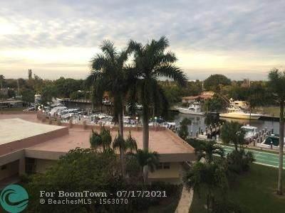 2731 NE 14th Street Cswy #530, Pompano Beach, FL 33062 (#F10265622) :: DO Homes Group